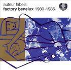 Various Artists - Auteur Labels (Factory Benelux, 2008)