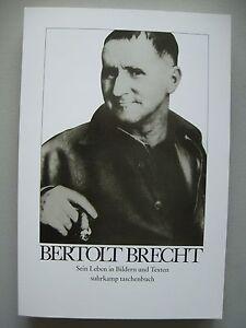 Bertolt Brecht Sein Leben in Bildern und Texten 2000 - Eggenstein-Leopoldshafen, Deutschland - Bertolt Brecht Sein Leben in Bildern und Texten 2000 - Eggenstein-Leopoldshafen, Deutschland