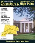 Greensboro and High Point Guilford County, North Carolina : Includes: Burlington, Thomasville, Lake Brandt, Oak Hollow Lake, Business Parks, Airport Map, Downtown Maps (2005, Book, Other)