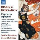 Nikolai Rimsky-Korsakov - Rimsky-Korsakov: Capriccio espagnol (2011)