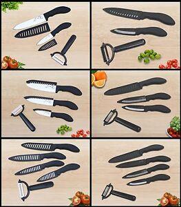 Keramikmesser-Set-Keramikmesser-mit-Klingenschutz-Sparschaele-Keramik-Messer