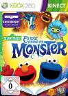 Sesamstraße: Es war einmal ein Monster (Microsoft Xbox 360, 2011, DVD-Box)