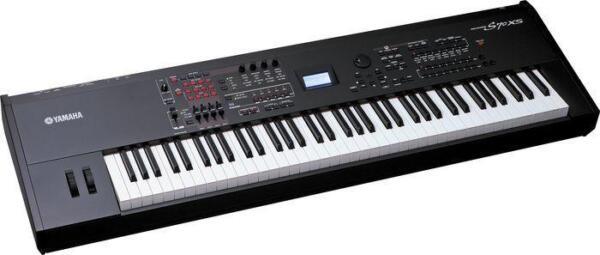 yamaha s70 xs keyboard synthesizer ebay. Black Bedroom Furniture Sets. Home Design Ideas