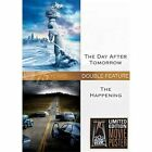 The Day After Tomorrow/The Happening Double Feature (DVD, 2010, 2-Disc Set)