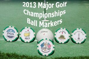 MAJORS-PGA-OPEN-MASTERS-RYDER-CUP-2013-POKER-CHIP-GOLF-BALL-MARKER-ACCESSORIES