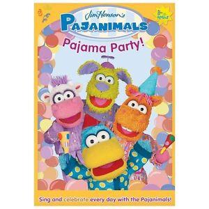 f52cfe4d6d Pajanimals  Pajanimals Party (DVD