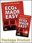 ECGs Made Easy - Book and Pocket Reference Package by Barbara Aehlert (Paperback, 2012)
