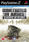 Brothers In Arms: Earned In Blood (Sony PlayStation 2, 2005, DVD-Box)
