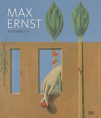 Max Ernst: Retrospective (2013, Hardcover)