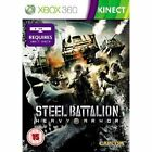 Steel Battalion: Heavy Armor (Microsoft Xbox 360, 2012) - European Version