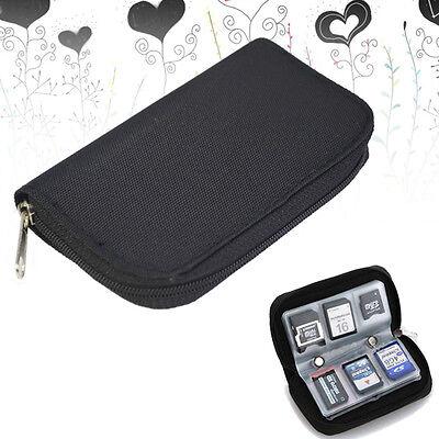 Anti-static Memory Card Storage Bag Case Holder For SD SDHC MMC CF Micro SD