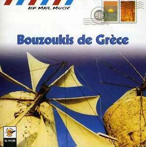 FREE US SHIP. on ANY 3+ CDs! USED,MINT CD Paraskevas Grekis: Bouzoukis de Grece