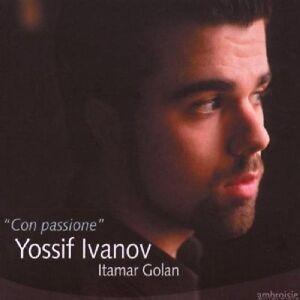 Yossif-Ivanov-Con-passione-New-amp-Sealed-Digipack-CD