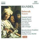 George Frederick Handel - Handel: Deborah (2001)