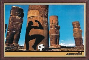 MEXICO-1986-OFFICIAL-FIFA-WORLD-CUP-POSTER-FRAMED