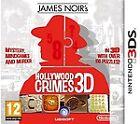 James Noir's Hollywood Crimes (Nintendo 3DS, 2011)