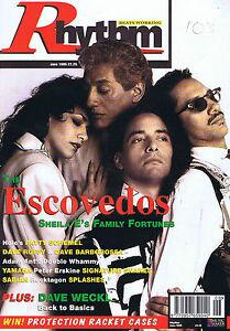 SHEILA-E-ESCOVEDOS-DAVE-WECKL-Rhythm-June-1995