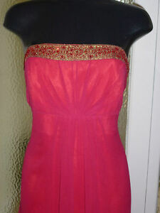 New-stunning-monsoon-maxi-grecian-50s-dress-size-8-10-wedding-prom-ball