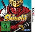 Shinobi (Nintendo 3DS, 2011)