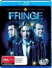 Fringe : Season 4 (Blu-ray, 2012, 4-Disc Set)