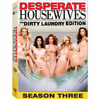 Desperate Housewives - The Complete Third Season (DVD, 2007, 6-Disc Set, The Dirty Laundry Edition)