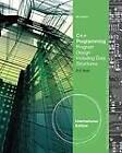 C++ Programming: Program Design Including Data Structures by D. S. Malik (Paperback, 2012)