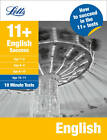 Letts 11+ Success: English Age 10-11: 10-Minute Tests by Letts Educational (Paperback, 2013)