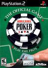 World Series Of Poker (Sony PlayStation 2, 2007, DVD-Box)