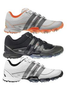 Adidas-Powerband-3-0-S-Men-039-s-Golf-Shoe-NEW