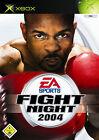 Fight Night 2004 (Microsoft Xbox, 2004, DVD-Box)