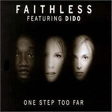 FAITHLESS-featuring-DIDO-ONE-STEP-TOO-FAR-4-TRACK-CD-SINGLE-VGC