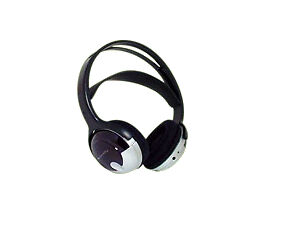 14b101d7b9e Unisar TV Listener J3 TV920 Headband Wireless Headphones - Black for ...
