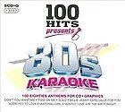 Various Artists - 100 Hits Presents (Karaoke 80's, 2009)