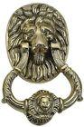 "A07-K5010 Brass Accents A07-K5010-657 Antique Copper  Lion Door Knocker 6 1/4"" X 4 1/16"""