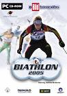 Biathlon 2005 (PC, 2004, DVD-Box)