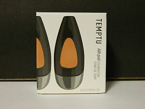 TEMPTU-AIR-POD-FOUNDATION-007-NATURAL-PACK-OF-2-NEW-IN-BOX