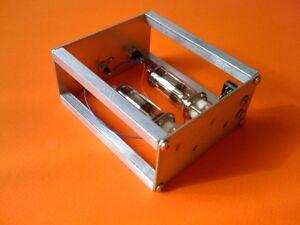 Battery-Tube-Only-Headphones-Amplifier-For-Sennheiser-HD-580-600-650-Beyer-DT880