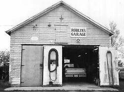 Roblin's Classic Auto Salvage