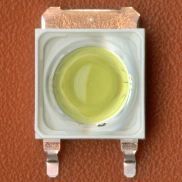 30× Nichia NCCW023S WHITE POWER LEDS 42.8~51lm 350mA 35° JUPITER SMD SMT 1W LED†