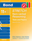 Bond Stretch Non-Verbal Reasoning Tests and Papers 9-10 Years by Oxford University Press (Paperback, 2013)