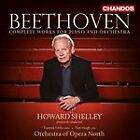 Beethoven: Complete Works for Piano and Orchestra (2011)