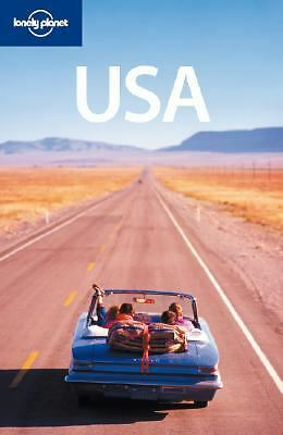 Lonely Planet USA (Country Guide), Jeff Campbell, Alexis Averbuck, Sandra Bao, A