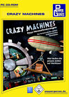 Crazy Machines: Neue Herausforderungen (PC, 2004, DVD-Box)