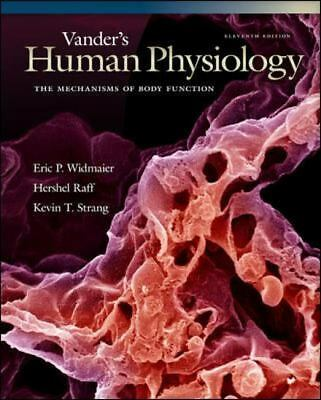 Vander\'s Human Physiology : The Mechanisms of Body Function by Kevin ...