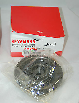 Yamaha 2015 FX-SHO FZR FZS Upgraded OEM Supercharger Clutch Assy 6S5-17800-20-00