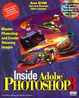 Inside Adobe Photoshop 3 by Gary D. Bouton (1995, CD-ROM / Paperback)