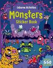 Monsters Sticker Book by Kirsteen Rogers (Paperback, 2012)