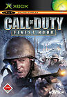 Call Of Duty: Finest Hour (dt.) (Microsoft Xbox, 2004, DVD-Box)
