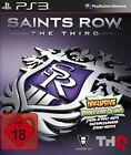 Saints Row: The Third (Sony PlayStation 3, 2011)
