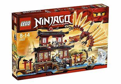 LEGO Ninjago Fire Temple (2507) COMPLETE COMPLETE COMPLETE SETNEW IN BOXSEALED 66c47b
